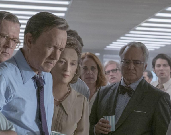 The Post: donne al potere e libertà di stampa
